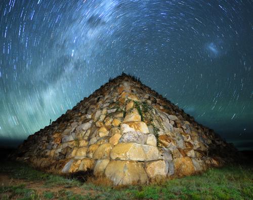 pyramide du sens