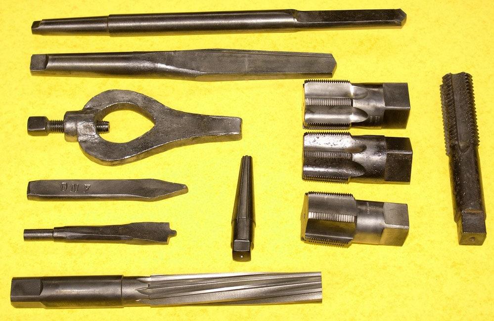 Les bons outils  ©zigazou via flickr.com