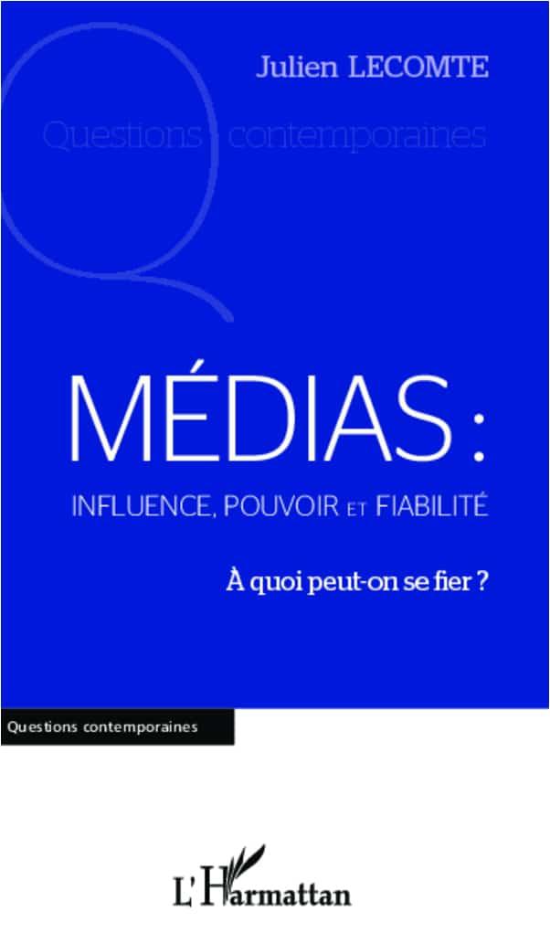 Livre Julien Lecomte -mediaculture.fr ©L'Harmattan