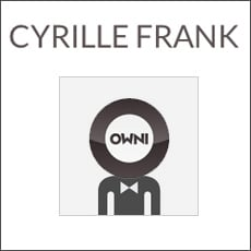 Cyrille Frank sur owni.fr