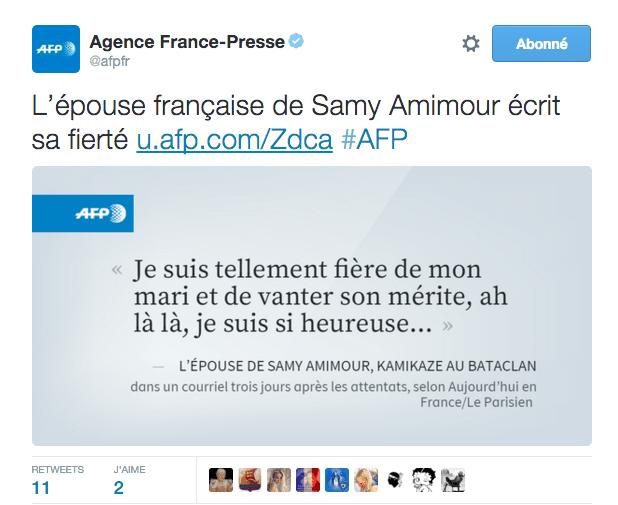 depeche afp - attentats relais inutile - mediaculture.fr